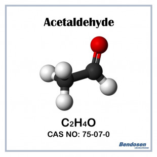 Acetaldehyde 40%, CP, 500 mL, Bendosen
