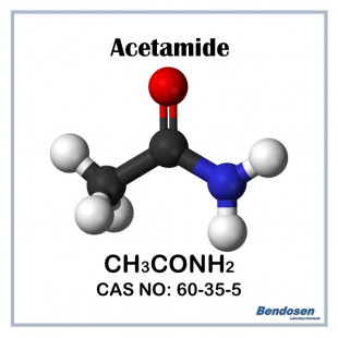 Acetamide, AR, 250 gm, Bendosen