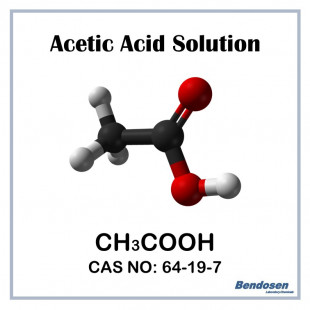 Acetic Acid Solution 0.1 mol/L (0.1N), 1 L, Bendosen