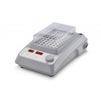 Dry Bath, HB120-S , Heating, Max. 120℃,with Timer 0-99h59min, with 1pc Block for Free, DLAB