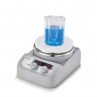 MS-H280-Pro LED Digital Magnetic Hotplate Stirrer, Small Volume, 200-1500rpm, Heating Max.280℃,DLAB