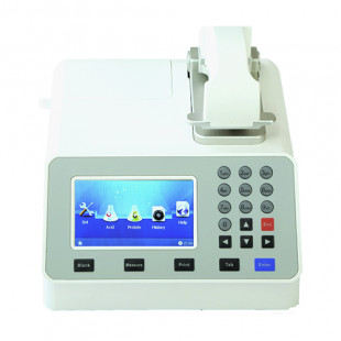 Nano-200 Micro-Spectrophotometer DC24V,  Data Output: USB,SD-RAM Card, Dimensions: 210 x 268 x 181mm, Allsheng