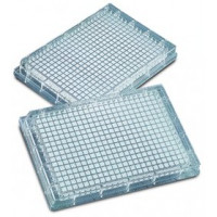 384-well PCR Microplate Compatible with Roche Light Cycler 480 with Sealing Films, White, Nonsterile 10 pieces/bag