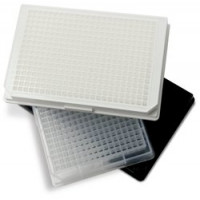 384-well PCR Microplate Compatible with Roche Light Cycler 480 without Sealing Films, White, Nonsterile 10 pieces/bag