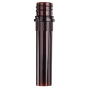 1.5 mL Self Standing Screw Cap Tubes Only, Polypropylene, Amber, Non-sterile, 500 Tubes/Pack