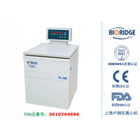 Refrigerated Centrifuge 5000r/min, Max RCF 4100xg, Max capacity 1000mlx4,  Weight 170Kg, DL-5M High Capacity