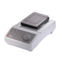 Microplate Mixer with Microplate Clamp, 0-1500 rpm, DLAB