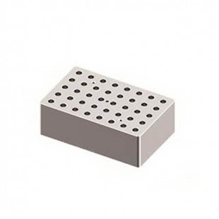 Heating Block Used for 0.5 mL Tubes, 40 Holes for LED Digital Dry Bath, DLAB