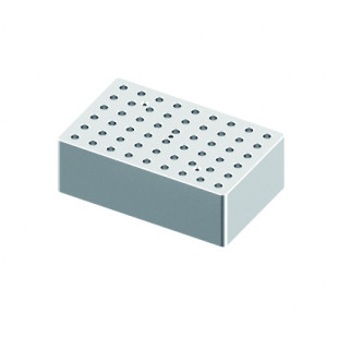 Heating Block Used for 0.2 mL Tubes, 54 Holes for LED Digital Dry Bath, DLAB