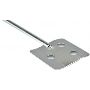 Blade Stirrer, Shaft Length: 40 cm, Stirrer Diameter: 6.8 cm, 316L Stainless Steel for Overhead Stirrer Series, DLAB