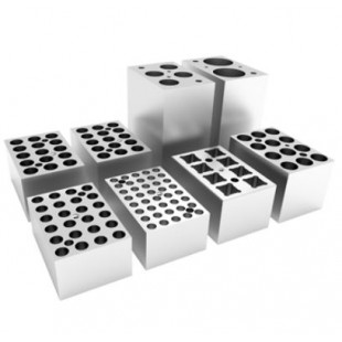 15 x 1.5ml Block, Mini Dry Bath Incubator, Four E's Scientific