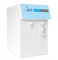Eco-Q Deionized Water (DI water) System (Tap Water Inlet), Output(25℃)*: 15 Liters/Hour, Resistivity: 16-18.2MΩ.cm, No Bacteria, No Particle, HHitech