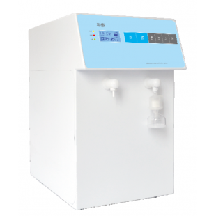 Eco-Q15 Deionized Water System (Tap Water Inlet), Output(25℃)*: 15 Liters/Hour, Resistivity: 16-18.2MΩ.cm, No Bacteria, No Particle
