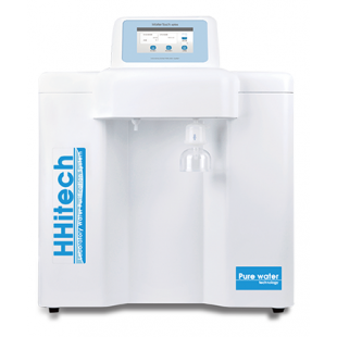Master Touch-Q15 Deionized Water System (Tap Water Inlet), Output(25℃)*: 15 Liters/Hour, Resistivity: 16-18.2MΩ.cm, No Bacteria, No Particle
