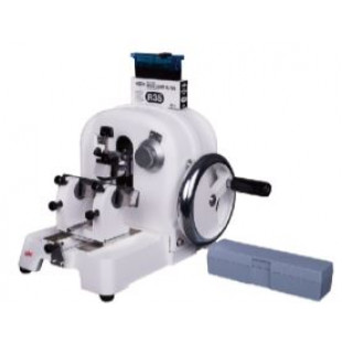 Manual Microtome, Section Thickness: 1 - 25μm, Minimum Setting Value: 1μm, 335×350×300mm, 26.5KG, Jinhua YIDI
