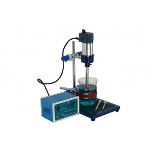 Timed and Adjusted High Speed Dispersator (Internally Tangent Homogenizer), Power 220V, Power 360W