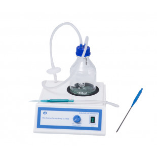 Mini Desktop Vacuum Pump, Capacity: 1000ml, Extraction Speed: 6L/min, Dimensions : 295 × 260 × 230mm, Kylin Bell