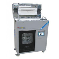 1200℃  Single Zone CVD Tube Furnace NBD-O1200-80IT, NBD Material Science and Technology