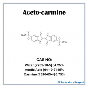 Acetocarmine, 100 mL, PC Laboratory Reagent