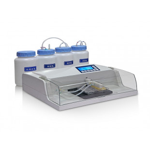 PT-3000G Microplate Washer, Washing Time: 1-99 Adjustable, Soaking Time: 0-3600s, Vibration Plate: 0-600s
