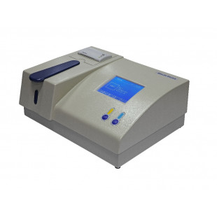 PT-DRP620 Semi-automatic Biochemical Analyzer, Resolution: 0.001Abs, Absorbance: 0.000-4.500Abs, Stability: ≤ 0.002A