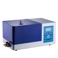 1800W None Touch Small Volume Ultrasonic Homogenizer Equipment Cell Disruptor, Accompany With(1-2ml)*16, Pipe Rack Clamping Device, Scientz Biotechnology