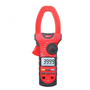 1000A Digital Clamp Meters UT207A, LCD Backlight, Data Hold, Auto Power Off, Low Battery Indication, Uni-T
