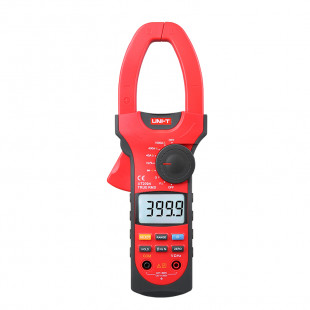 1000A Digital Clamp Meter UT209, Power: 9V Batteries (6F22), Display Count: 6600, Uni-T