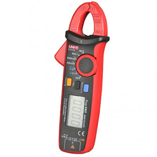 60A Mini Clamp Meters UT211B, DC Current (A): 6000mA/60A, Auto Power Off, Low Battery Indication, 40pcs/Carton, Uni-T