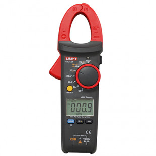 400A Digital Clamp Meters UT213B, 30mm Large Jaw, Data Hold, LCD Backlight, Auto Power Off, 40pcs/Carton, Uni-T