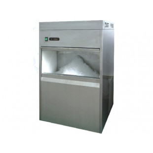 Automatic Snow Maker, Ice Production (kg/24h): 85, Storage Capacity (kg):25/35, Irregular Fine Granular Snow Flakes