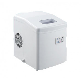 Desktop Ice Machine Ice production (kg/24h):15; Storage capacity (kg): 2;