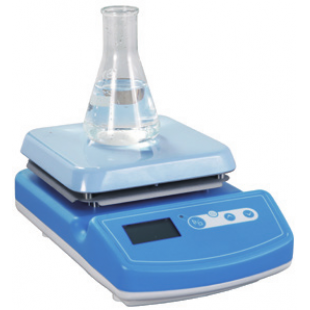 Magnetic Stirrer (Magnetic Stirrer Series IT-09C10), Maximum Stirring Capacity (H2O, liters), 10 L, Bluepard