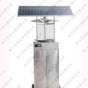 AC And DC Automatic Insect Report Light, Power: AC 220V ± 60V, Solar Energy Board 135-150W, Insulation Resistance: ≥2.5MΩ