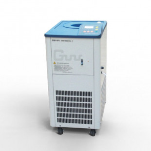 Low Temperature Circulating Pump Chiller, Flow 20L/min, Pressure 0.4bar, Bath Volume 5L, Overall Power Power 635W, DLSB-5/20
