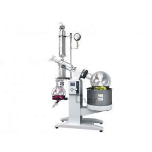 Rotary Evaporator, Collecting Bottle 5L, Elevating Stroke 0~160mm, Power of Power Supply 4.8KW, R-1010