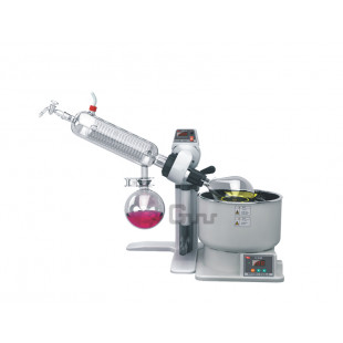 Rotary Evaporator,  Vertical type Water Refrigerating, Water Bath Volume 7.4L, R1001-VN