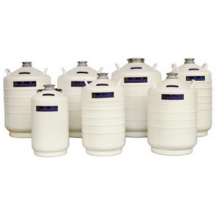 Liquid Nitrogen Container For Transportation, No Canister/Rack, Capacity 100L, Empty Weight 45Kg, YDS-100B-80, Chart