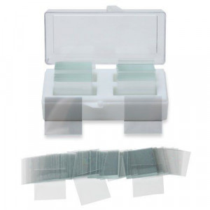 Cover Slip, 24 x 24, 0.13 - 0.16mm, Superior, HmbG (200pcs/box)
